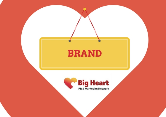 Big heart brand