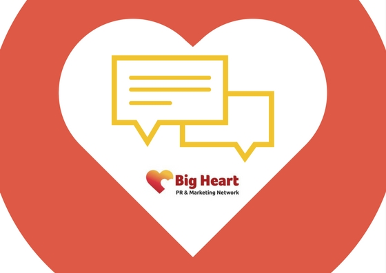 Big heart crisis comms