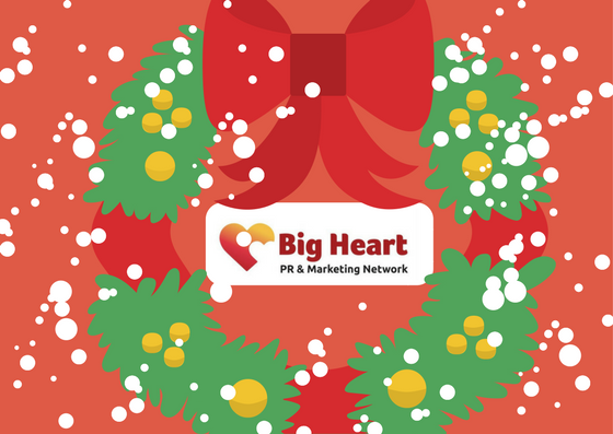 Big heart Christmas