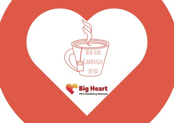 Big Heart social media